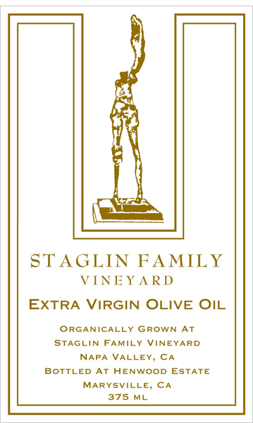 Product Image for Staglin Family Vineyard Estate Organic Olive Oil - 375 ml